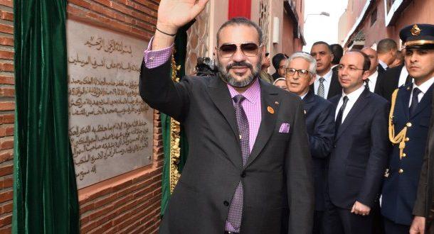 تدشينات ملكية بمقاطعة سيدي مومن بالدار البيضاء