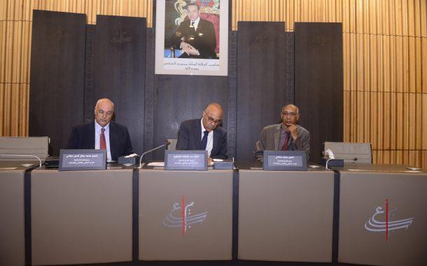 المجلس الأعلى للتربية والتكوين والبحث العلمي يُقدّم تقريره حول