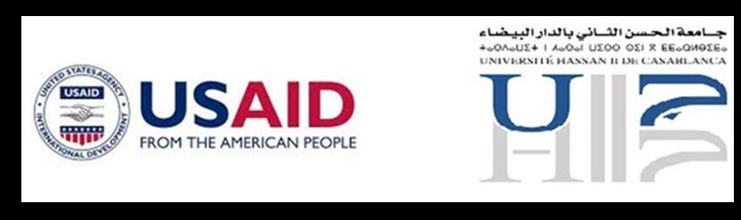 كلية الآداب والعلوم الإنسانية عين الشق تفتتح قاعة ملحقة لمركز التوجيه الوظيفي بدعم من الوكالة الأمريكية للتنمية الدولية