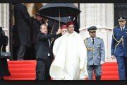 الأمير مولاي رشيد يمثل جلالة الملك في مراسيم تشييع جثمان الدوق الأكبر جان، دوق اللوكسمبورغ