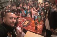 حفل حناء لأزيد من 120 فتاة بقصبة بني عمار