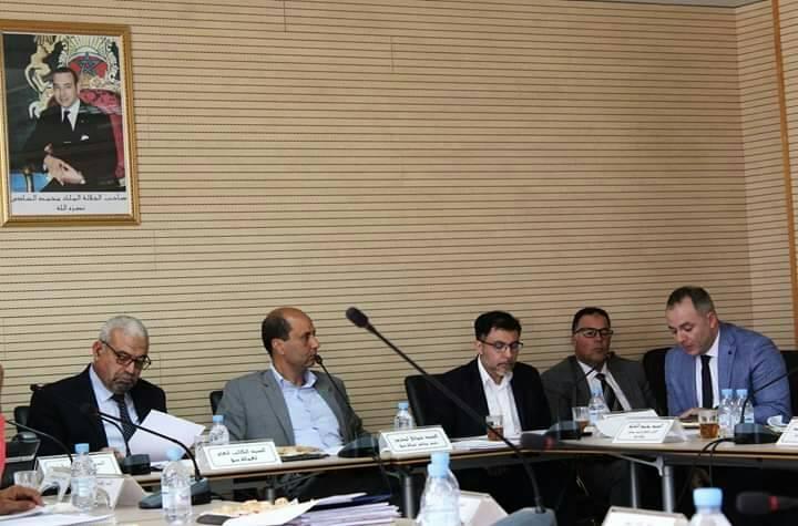 مجلس عمالة سلا يعقد دورته العادية ويصوت بالاجماع على مشاريع في اطار المبادرة الوطنية للتنمية البشرية