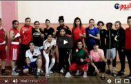 القاعة المغطاة بحي السلام بسلا تحتضن لقائين دوليين في الملاكمة النسوية بين المنتخب المغربي والفرنسي للجامعة الملكية المغربية للملاكمة