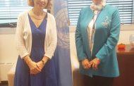 تصريح المملكة المغربية الذي ألقته السيدة نزهة الوفي كاتبة الدولة المكلفة بالتنمية المستدامة المنتدى السياسي الرفيع المستوى المعني بالتنمية المستدامة
