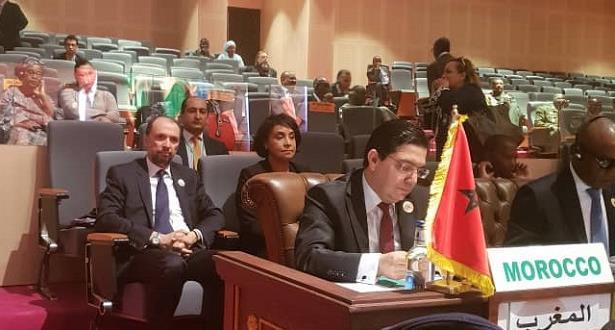 وزير الخارجية والتعاون : المغرب يمتلك كل المقومات للتموقع كشريك مفيد لأوروبا