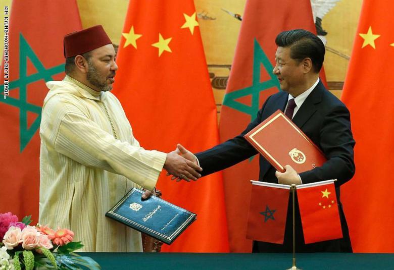 """مسؤول صيني: العلاقات بين الصين والمغرب شهدت """"تطورا ممتازا"""""""