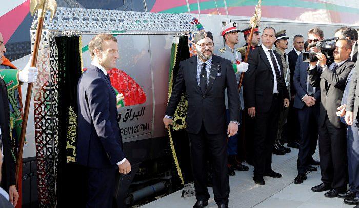 المملكة لمغربية تحت القيادة الرشيدة لجلالة الملك محمد السادس: 20 عاماً من المشاريع