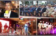 كواليس الحفل الفني لمجلس جماعة الرباط بمناسبة الذكرى العشرون لتربع صاحب الجلالة الملك محمد السادس
