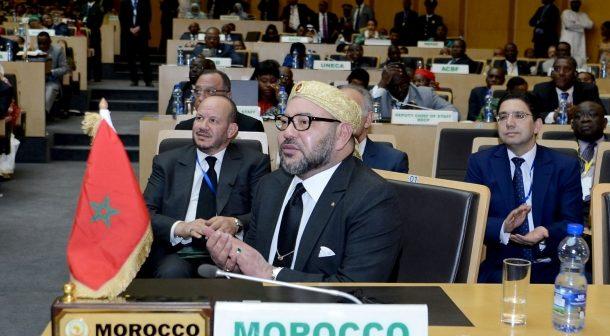 الرئيس السيراليوني يشيد بريادة الملك محمد السادس لفائدة التعاون جنوب – جنوب والتعاون الإفريقي