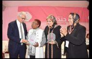 نجاح باهر للمنتدى الدولي برئاسة خديجة زومي رئيسة منظمة